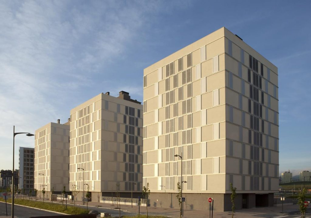 108 viviendas en Aldaia Vitoria Arquitectura residencial Otxotorena arquitectos 01