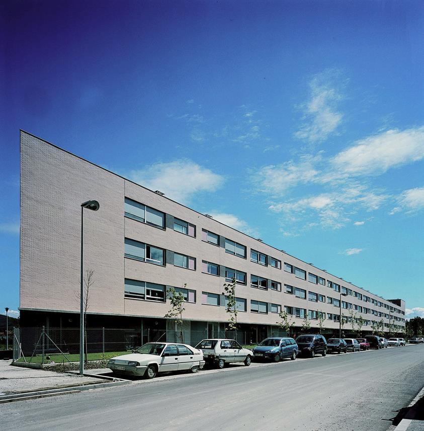 66 viviendas Mendillorri Arquitectura residencial Otxotorena arquitectos 01