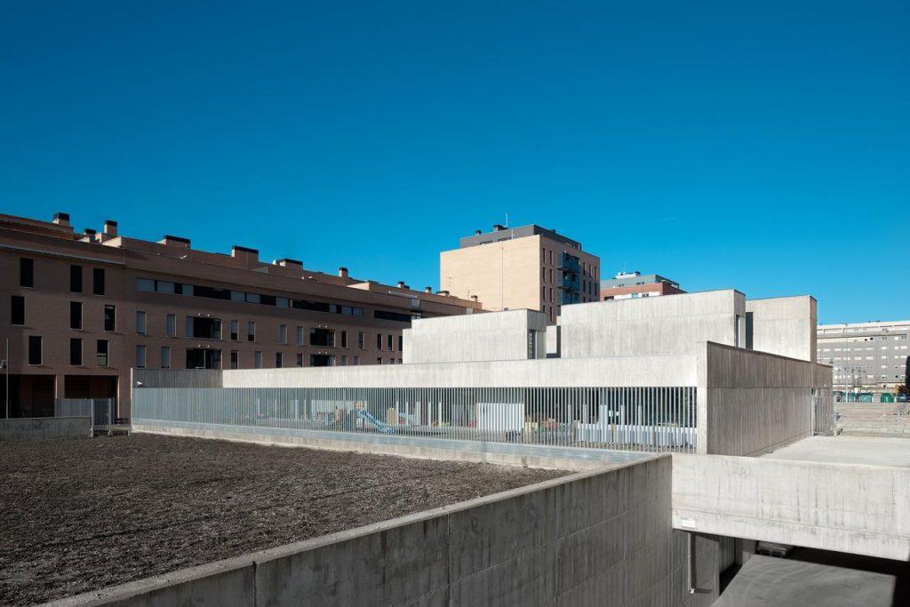 Guardería Artica Arquitectura docente Otxotorena arquitectos 01