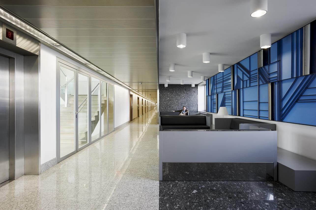 Hospitalización y UCI CUN Pamplona Arquitectura sanitaria Otxotorena arquitectos 04