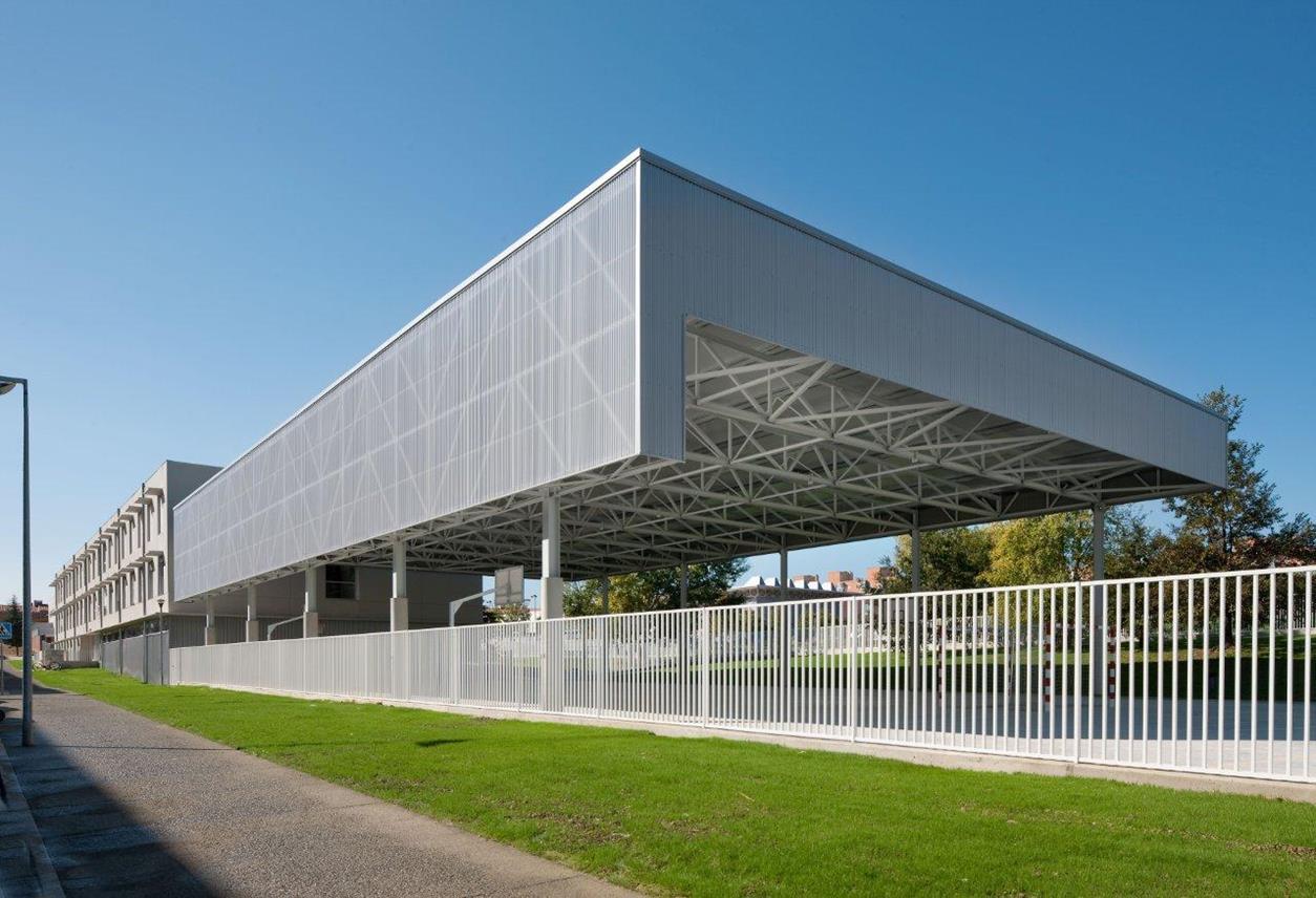 IES Mendillorri Arquitectura docente Otxotorena arquitectos 01