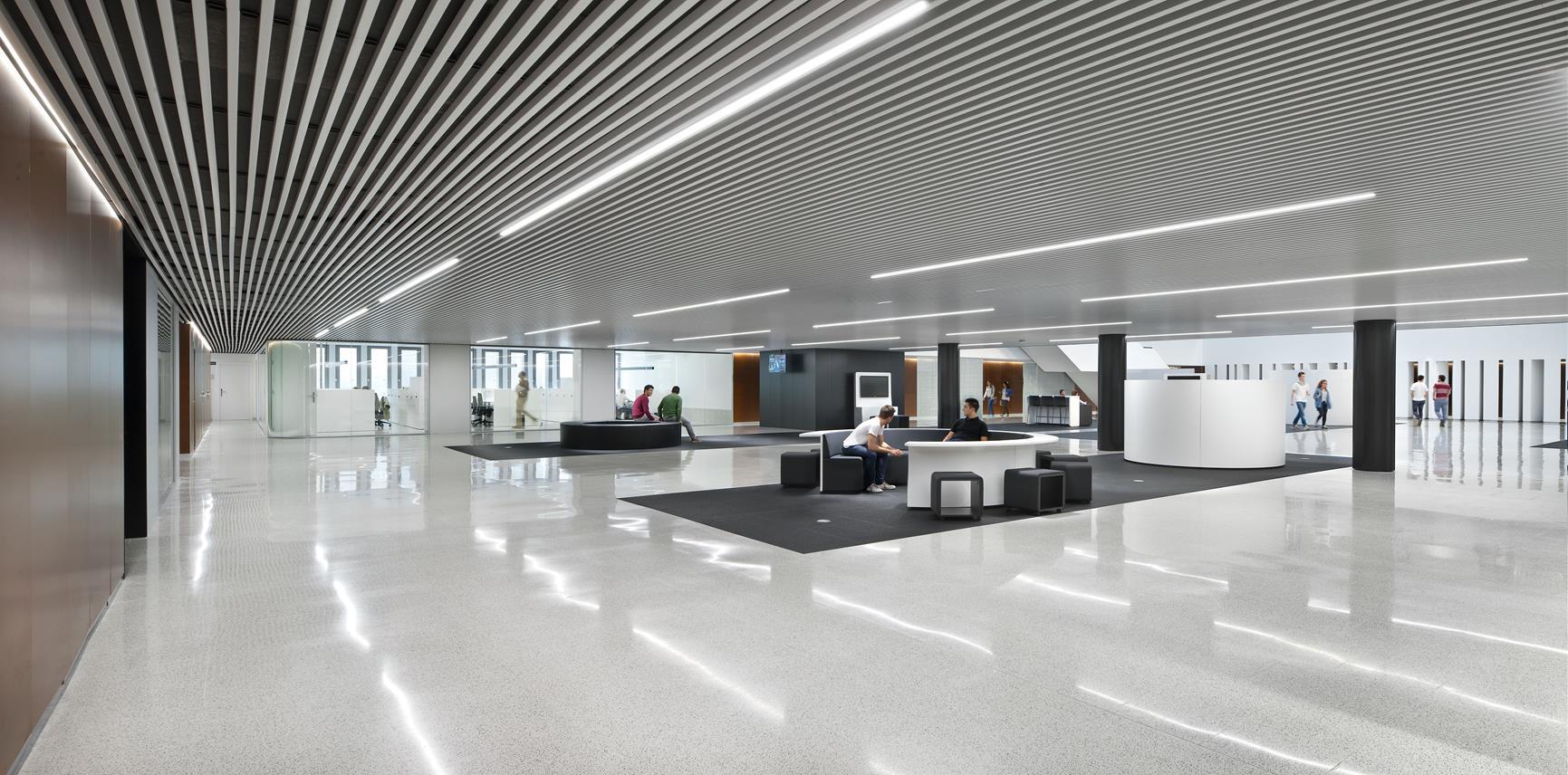 Instituto de idiomas UNAV Arquitectura docente Otxotorena arquitectos 04