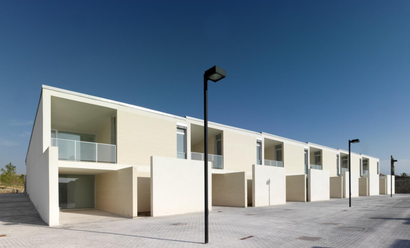 Residencial La Luz Arquitectura residencial Otxotorena arquitectos 01