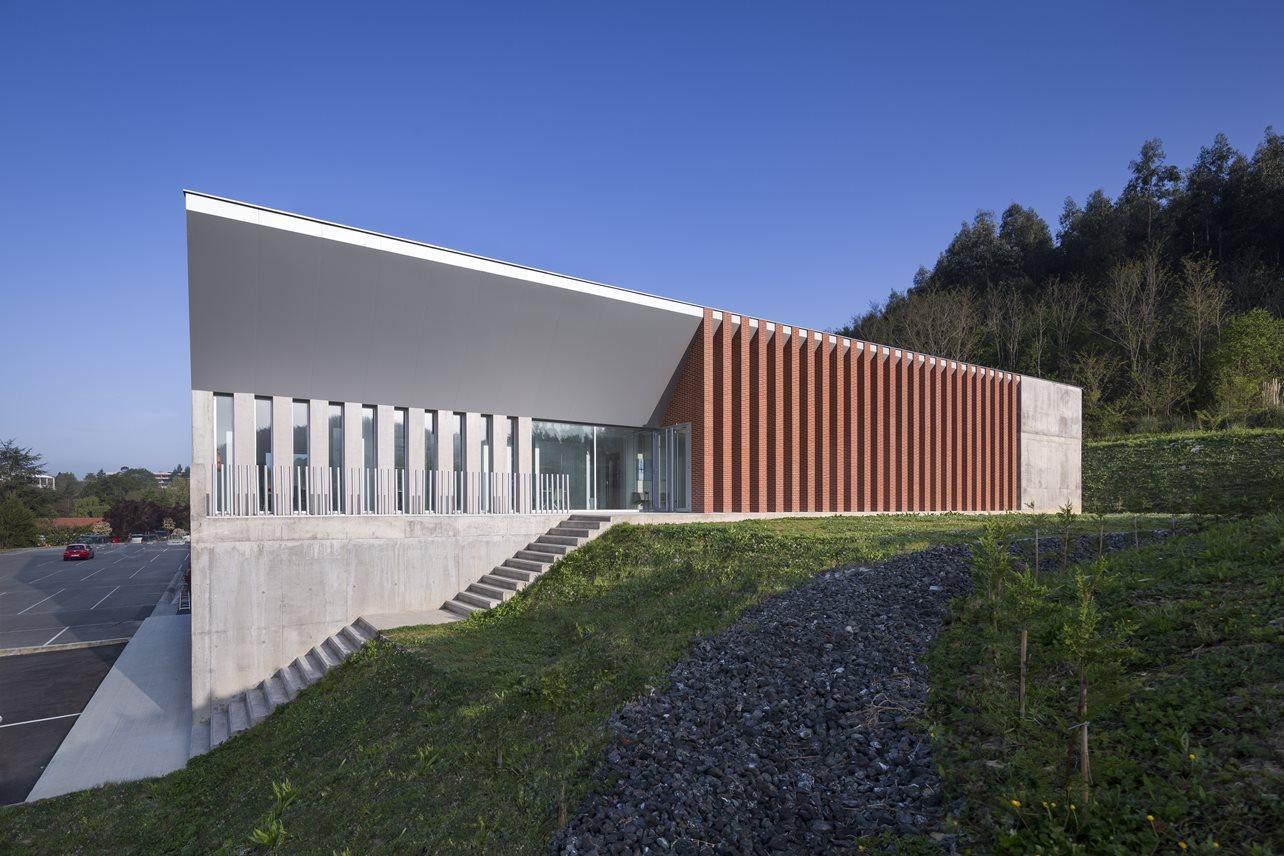 Oficina y sede social COAS en Loiu - otxotorena arquitectos 13