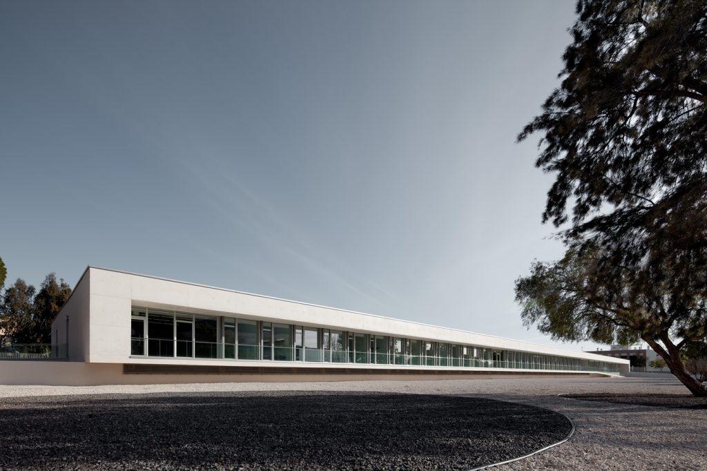 Centro de rehabilitación psicosocial - otxotorena arquitectos - arquitectura hospitales
