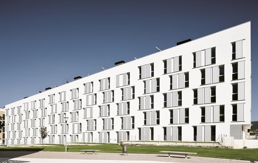 Arquitectura Residencial - VPO Sarriguren